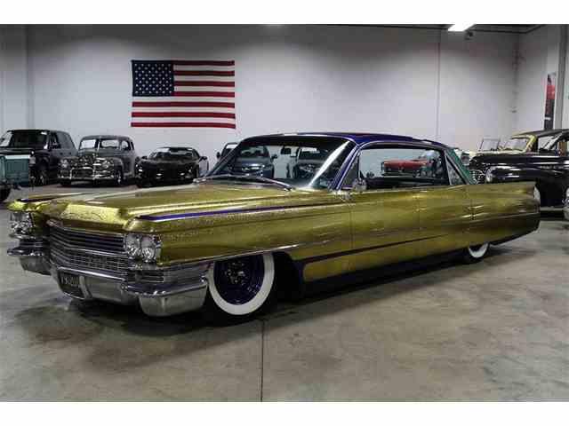 1963 Cadillac Series 62 | 989245