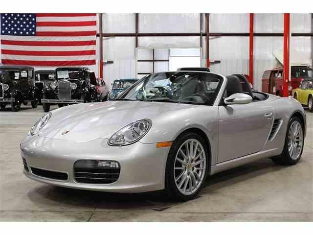 2007 Porsche Boxster | 989246