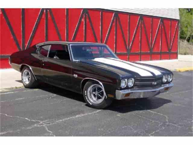 1970 Chevrolet Chevelle | 989247