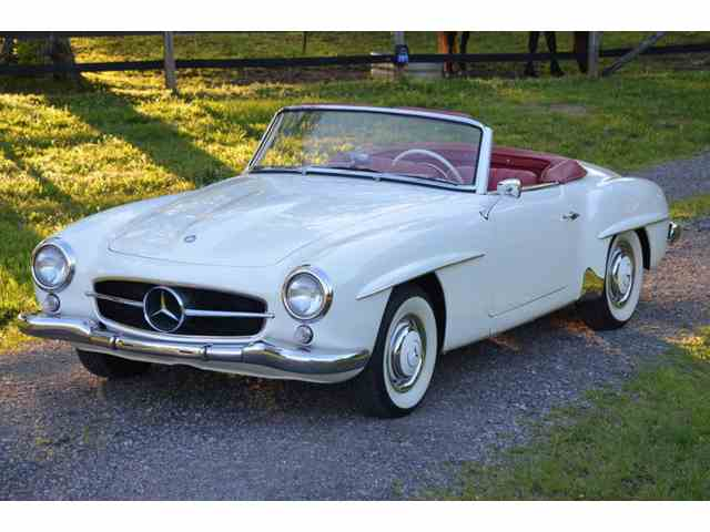 1960 Mercedes-Benz 190SL | 980925