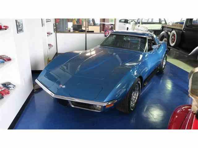 1970 Chevrolet Corvette | 989255
