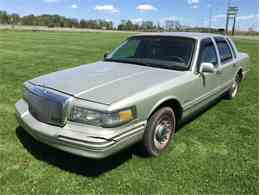 1997 Lincoln Town Car for Sale - CC-989263