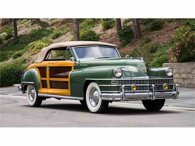 1948 Chrysler Town and Country Convertible | 989267