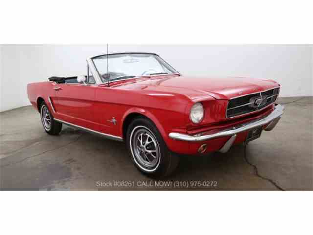 1965 Ford Mustang | 980927