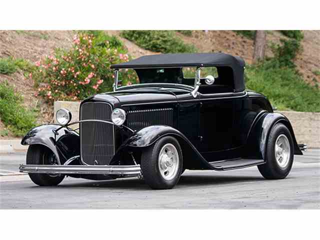1932 Ford V-8 Roadster Street Rod | 989271