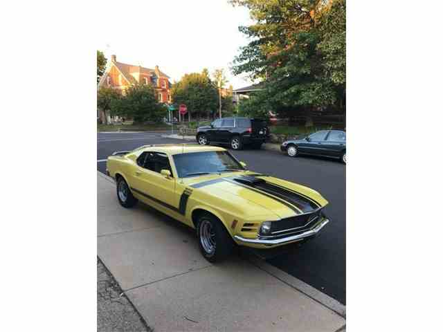 1970 Ford Mustang | 989272
