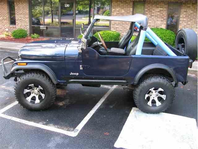 1976 Jeep CJ7 | 989273