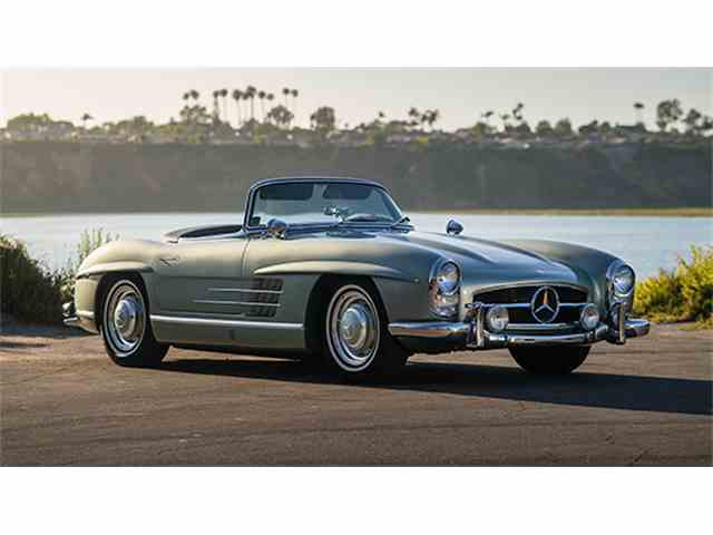 1960 Mercedes-Benz 300SL | 989275