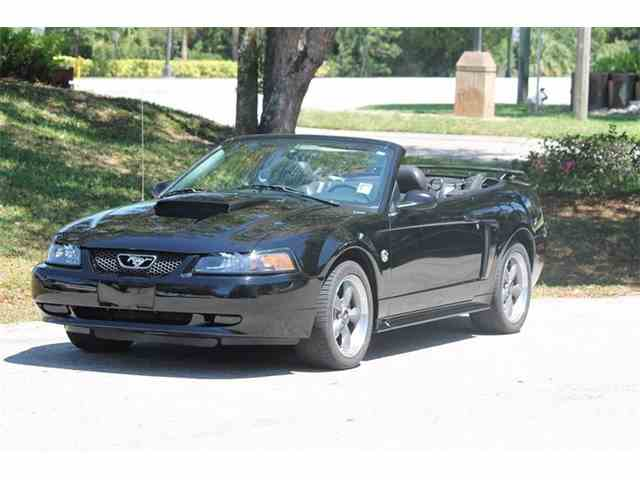 2004 Ford Mustang GT | 989277