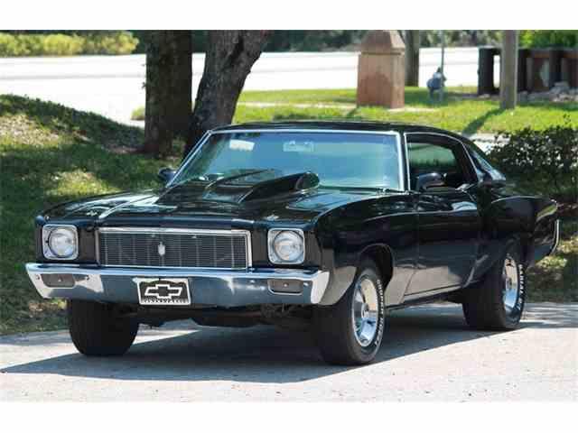 1971 Chevrolet Monte Carlo | 989278
