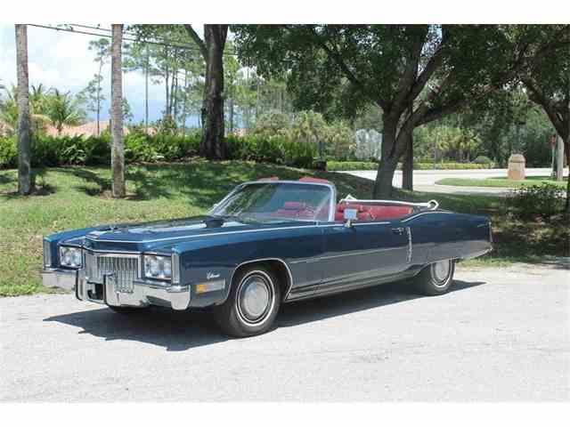 1972 Cadillac Eldorado | 989278
