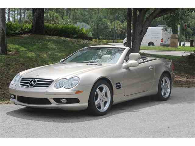 2003 Mercedes-benz SL500 SL Class | 989279