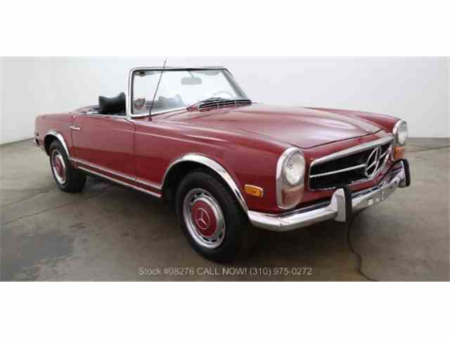1971 Mercedes-Benz 280SL | 980928