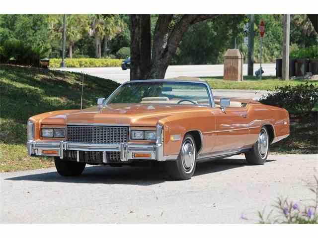 1976 Cadillac Eldorado | 989280
