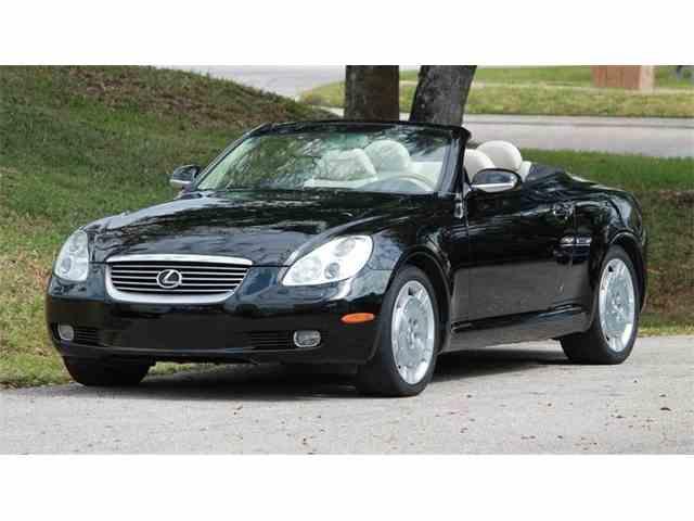 2002 Lexus SC430 SC | 989280