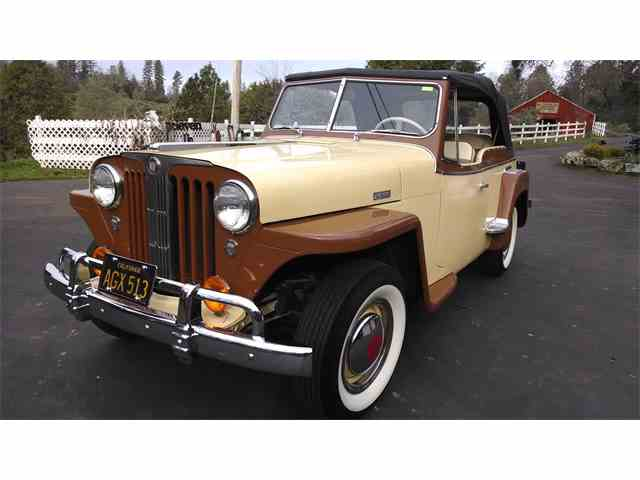 1949 Willys-Overland Jeepster | 989290