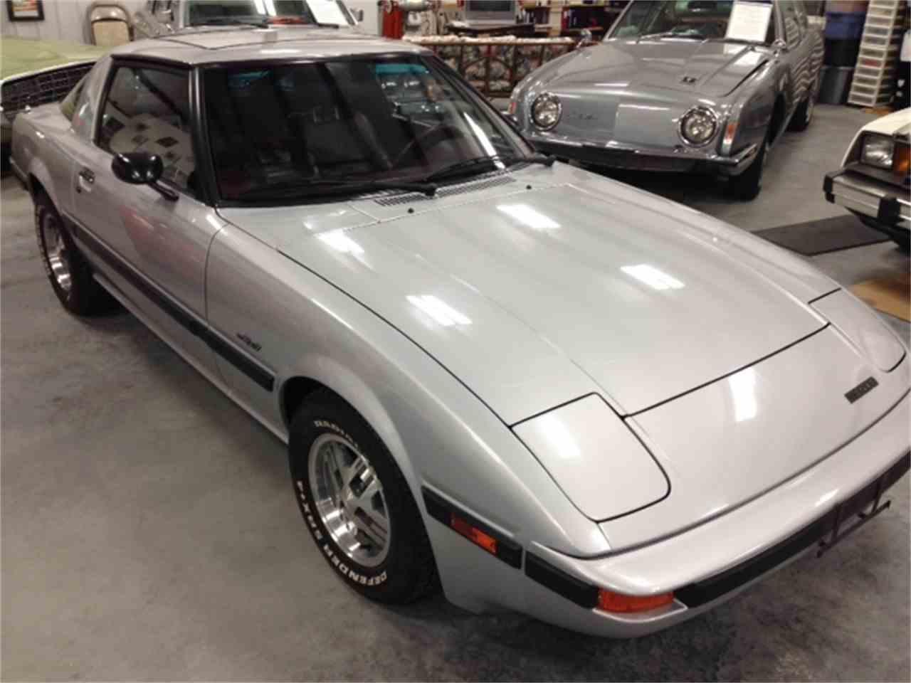1985 Mazda RX-7 for Sale - CC-989293