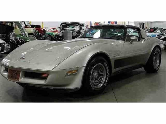 1982 Chevrolet Corvette | 989313