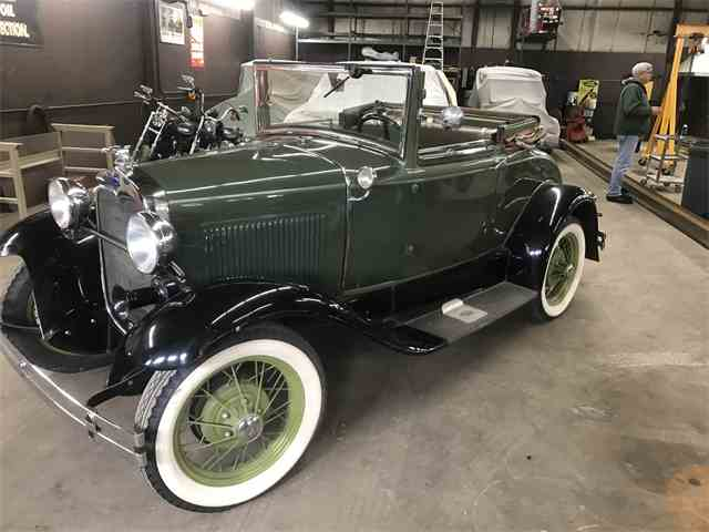 1930 Ford Model A | 989315