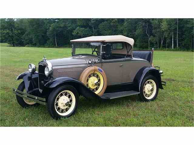 1931 Ford Model A | 989317