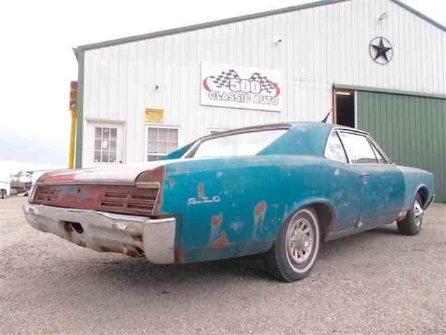 1967 Pontiac GTO | 980932