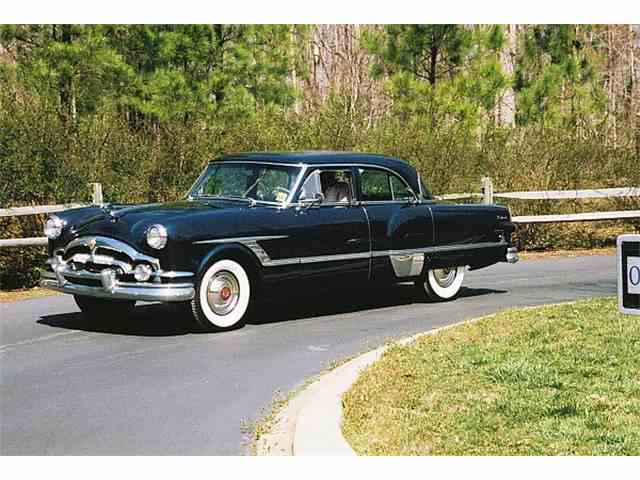 1953 Packard  Patrican | 989320