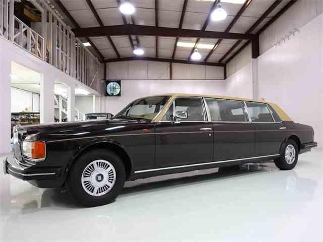 1985 Rolls-Royce Silver Spur | 989321