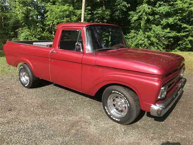 1961 Ford 1/2 Ton Pickup | 989329