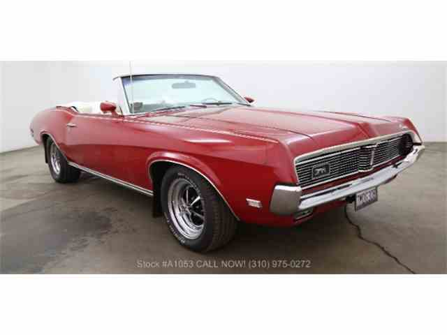 1969 Mercury Cougar XR7 | 980933