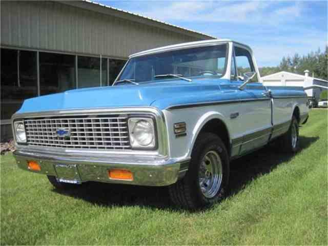 1971 Chevrolet Cheyenne | 989330