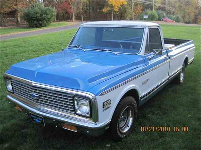 1972 Chevrolet Cheyenne | 989334