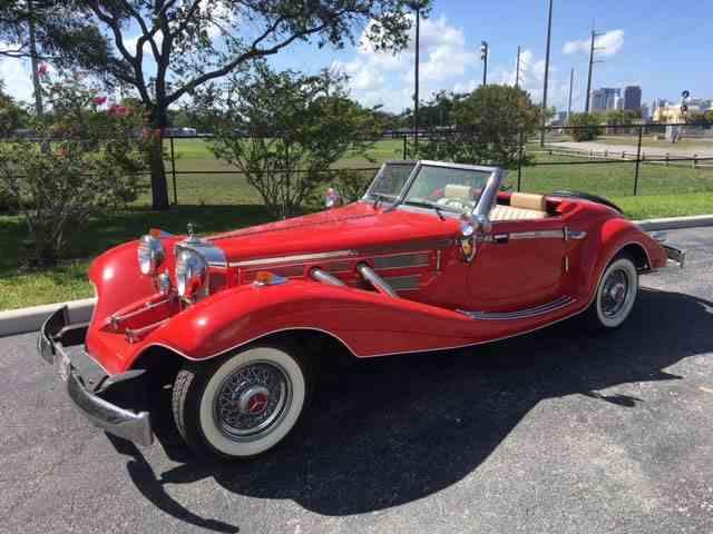 1934 Mercedes-Benz 500K | 989337