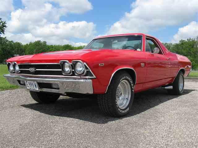 1969 Chevrolet El Camino | 989339