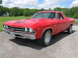 1969 Chevrolet El Camino for Sale - CC-989339