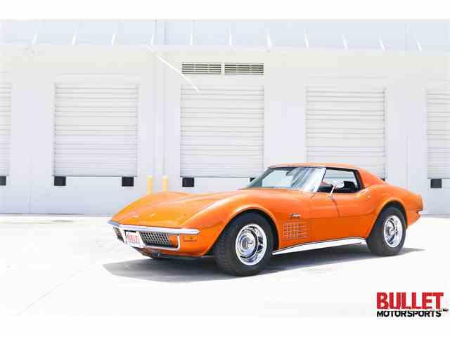 1972 Chevrolet Corvette | 989345