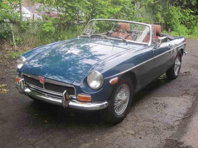 1973 MG MGB | 989353