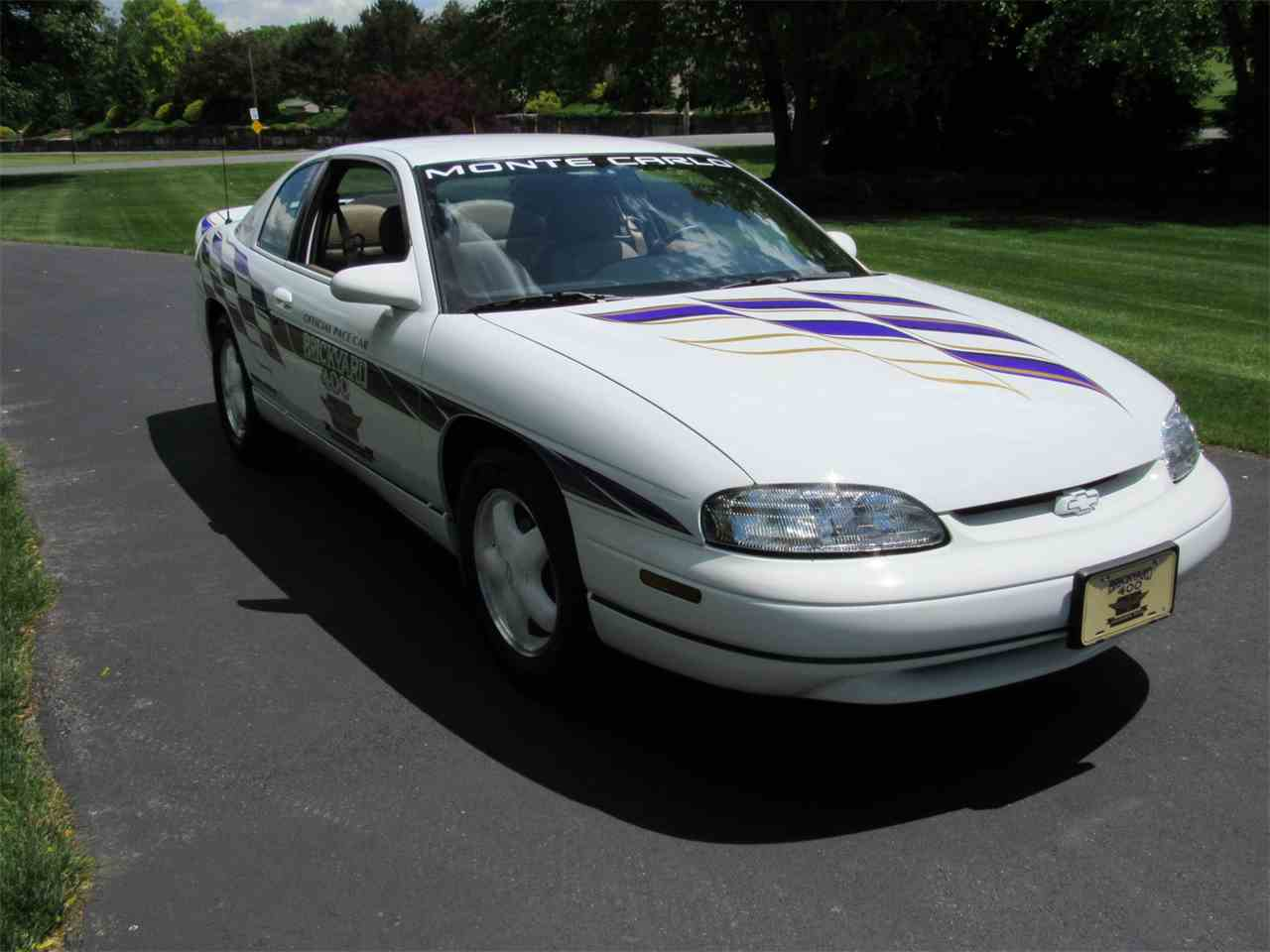 All Chevy 1995 chevrolet monte carlo : 1995 Chevrolet Monte Carlo Pace Car for Sale | ClassicCars.com ...