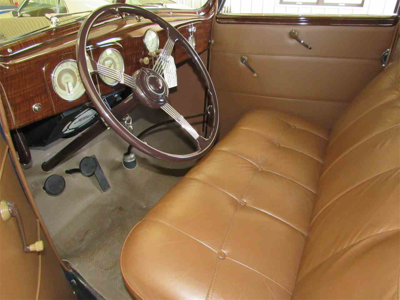 Delano Car Dealers >> 1937 Ford V8 Deluxe Convertible Sedan for Sale ...