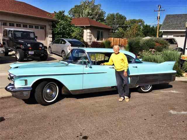 1958 Cadillac Series 60 | 989370