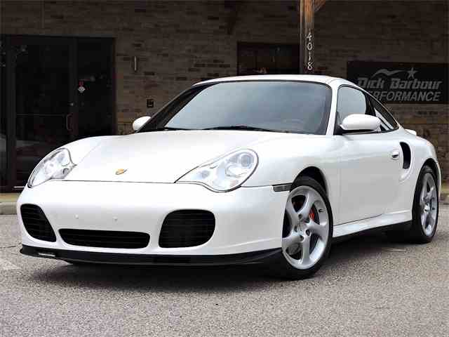 2002 Porsche 911 Carrera Turbo | 989371