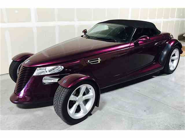 1999 Plymouth Prowler | 989377