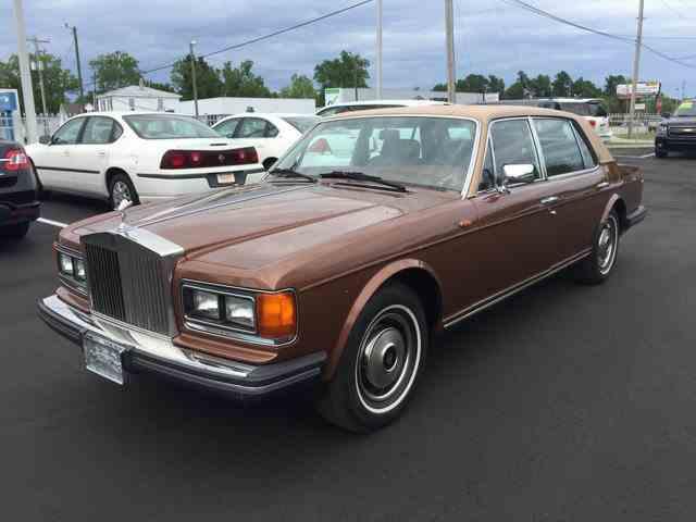 1984 Rolls-Royce Silver Spur   989390