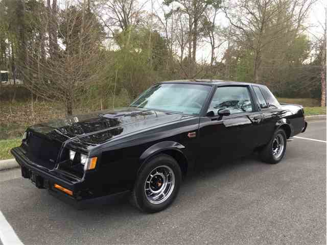 1987 Buick Grand National | 989392
