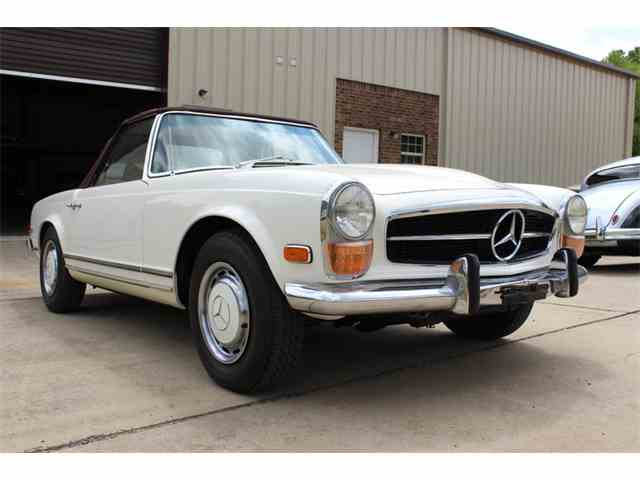 1970 Mercedes-Benz 280SL | 989398