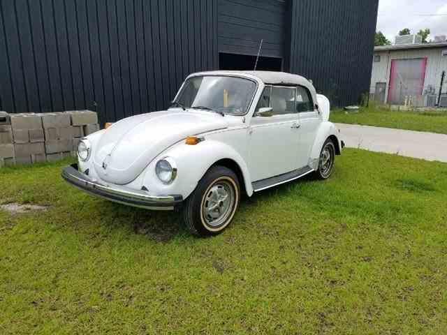 1978 Volkswagen Beetle Champagne II | 989405