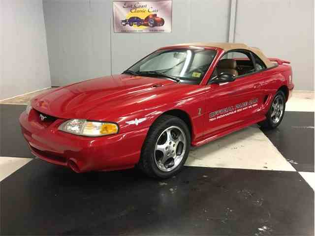 1994 Ford Mustang Pace Car Convertible | 989408