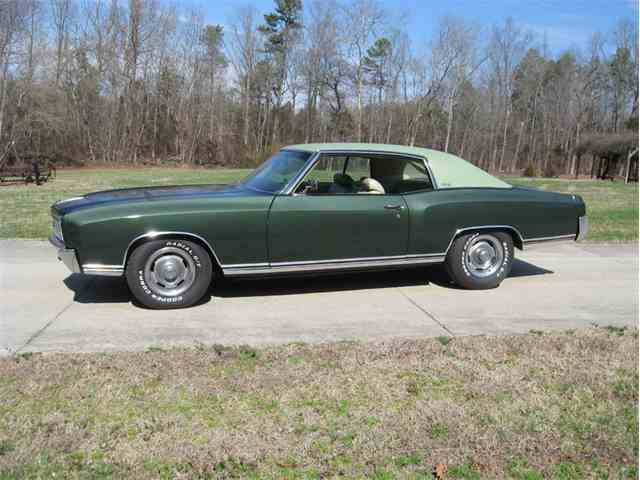 1972 Chevrolet Monte Carlo | 989409