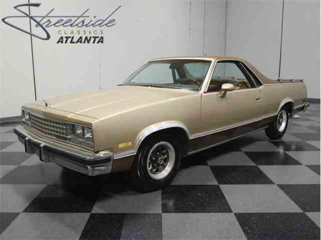 1985 Chevrolet El Camino | 980941