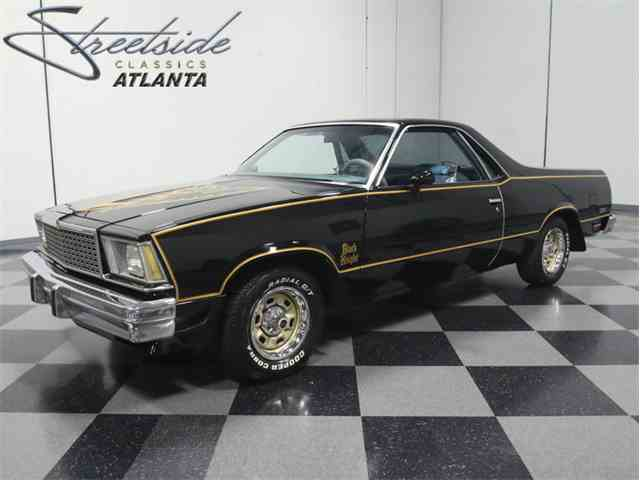 1978 Chevrolet El Camino Black Knight Tribute | 980942