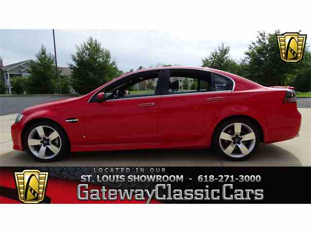 Picture of '09 Pontiac G8 located in Illinois - $19,595.00 Offered by Gateway Classic Cars - St. Louis - L7GU